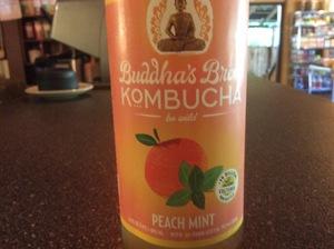 Buddha's Brew Peach Mint